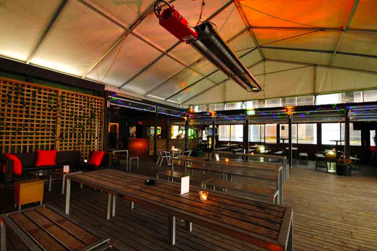 Geddes Lounge – CBD Function Rooms