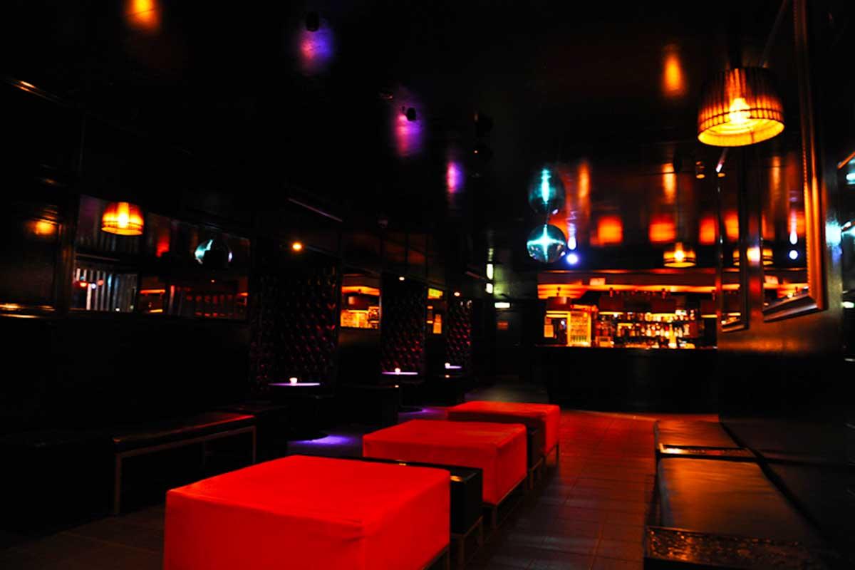 Geddes Lounge – CBD Function Rooms