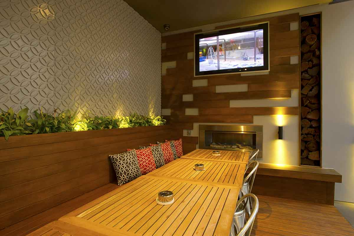 AER Bar – CBD Rooftop Restaurants