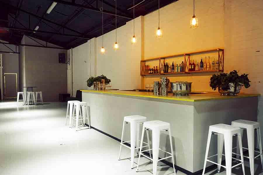 Ellis St Studio – Warehouse Functions