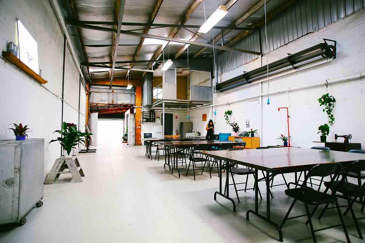 Work-Shop – Warehouse Venue