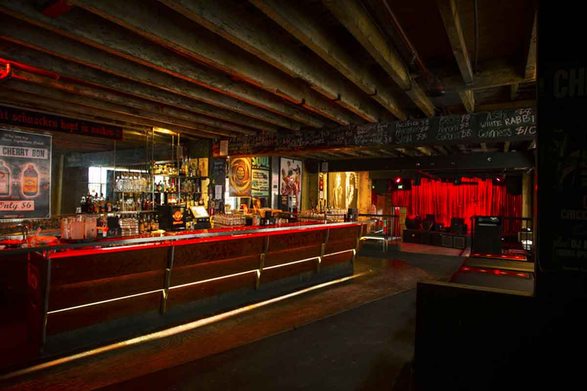 Cherry Bar – CBD Function Rooms