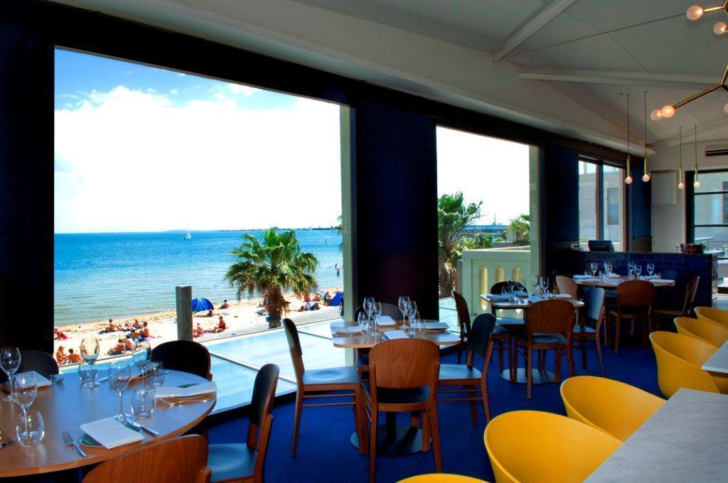 Captain Baxter – St Kilda Rooftop Restaurants