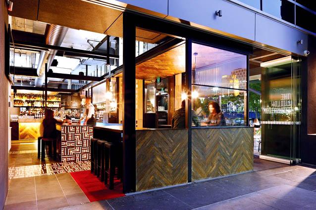Ludlow Bar & Dining Room – Restaurants