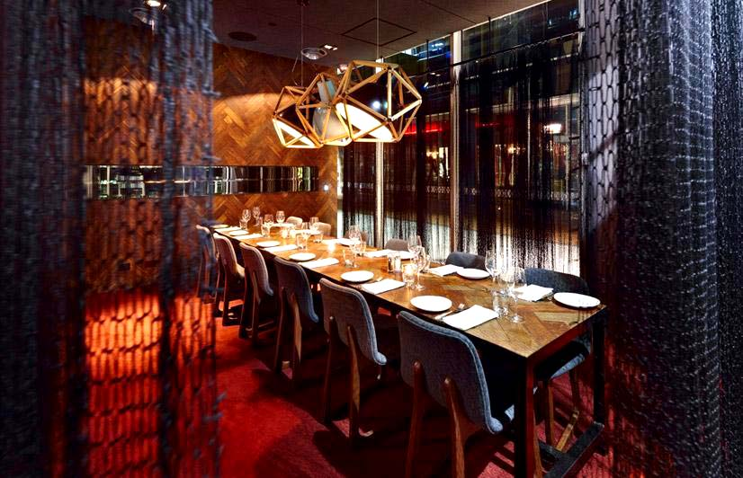 Ludlow bar dining room restaurants hidden city secrets for Dining room 211 melbourne