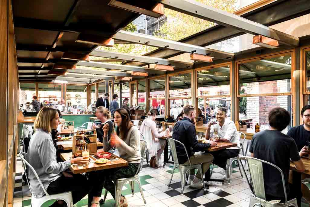 Trunk – Great CBD Diner