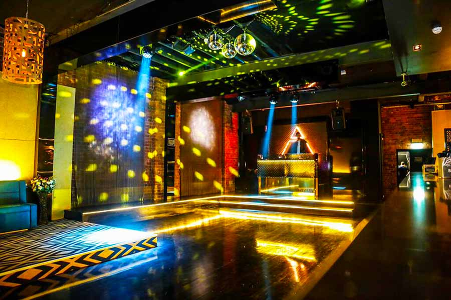Pandora – Nightclub Bars