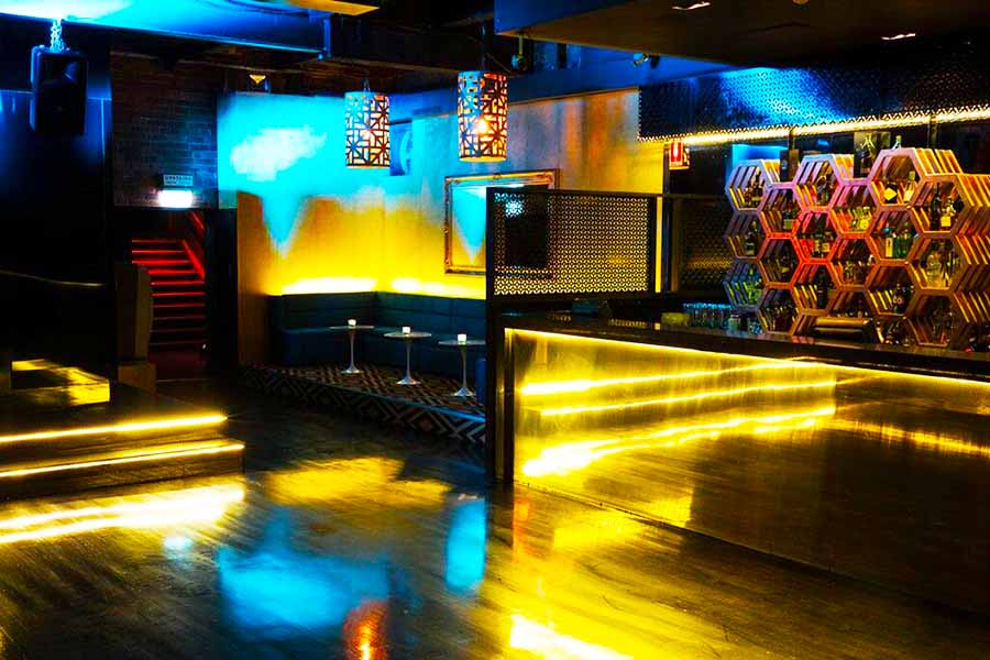 Pandora – Nightclub Venue Hire