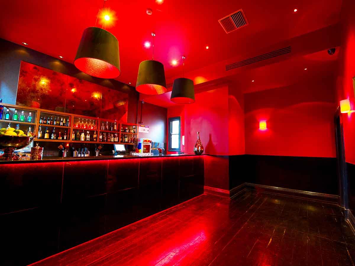 Royal Melbourne Hotel – Hidden Bars