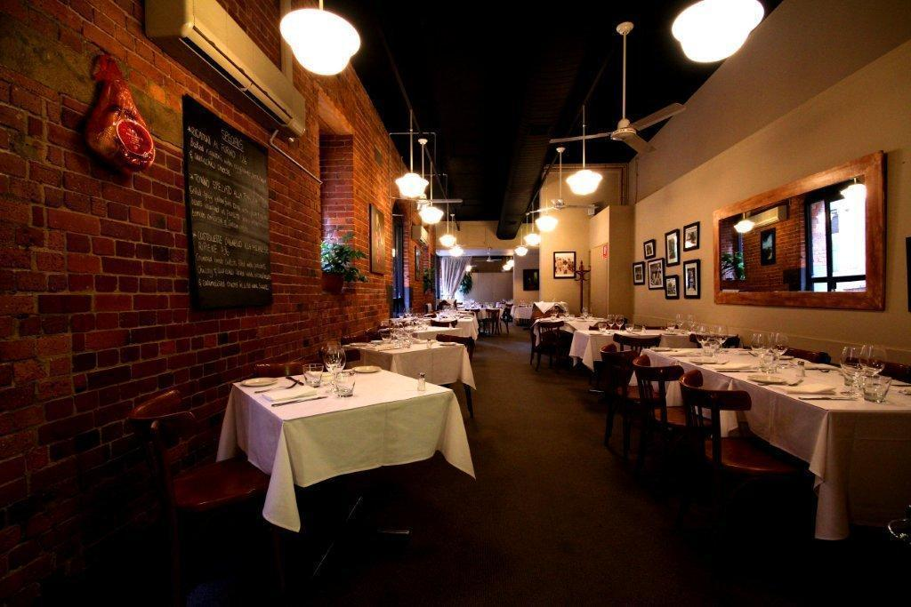 Scugnizzo laneway restaurants cbd hidden city secrets for Best private dining rooms in melbourne