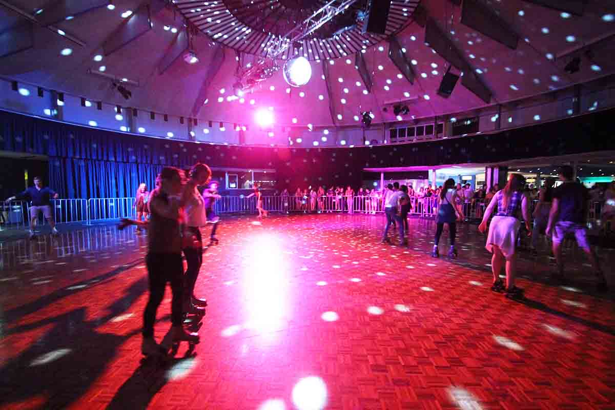 UNSW Roundhouse <br/> Large Event Venues