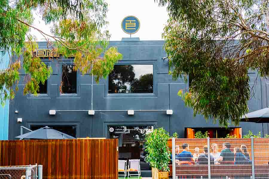 Temple Brewing Company – Northside Function Rooms