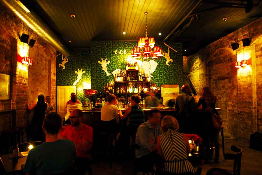 The Wild Rover - unique bars Sydney