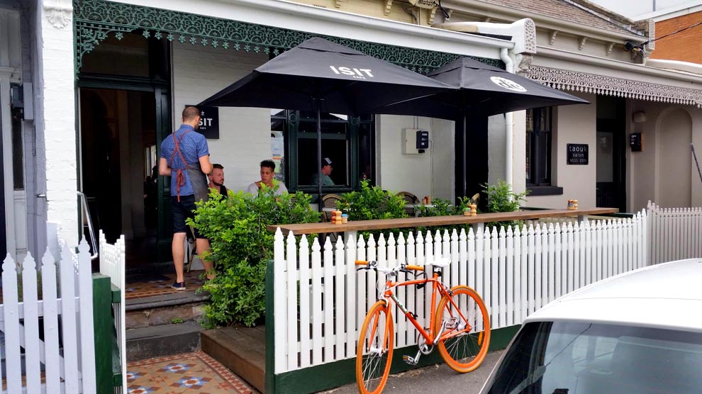 ISIT Cafe – Perfect for Brekky and Lunch