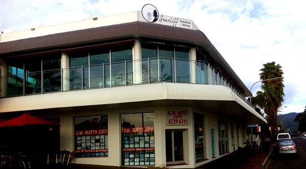 Seacliff Restaurant <br/> Waterfront Venue Hire