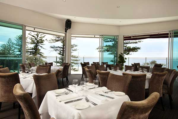 Seacliff Restaurant – Waterfront Functions