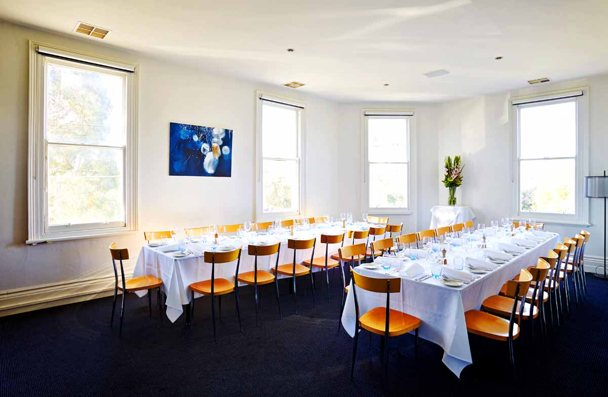 Private Dining Melbourne | HCS