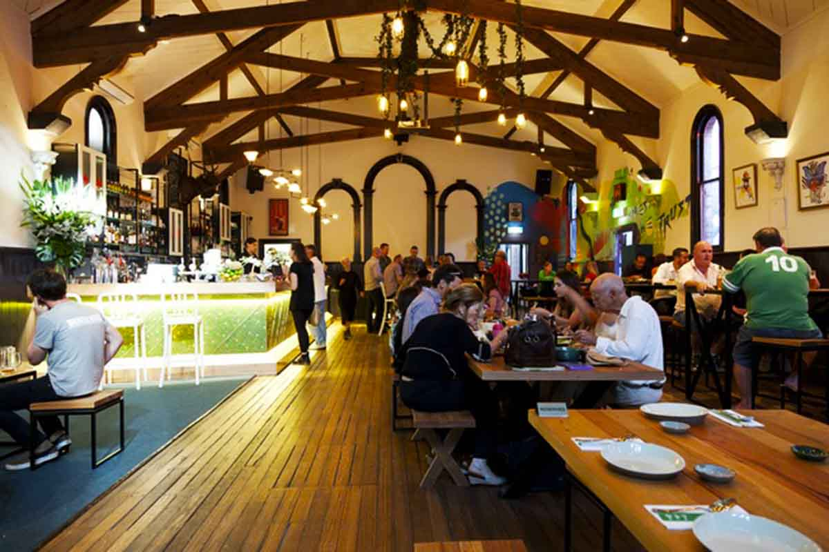 The Brunswick Mess Hall – Venue Hire