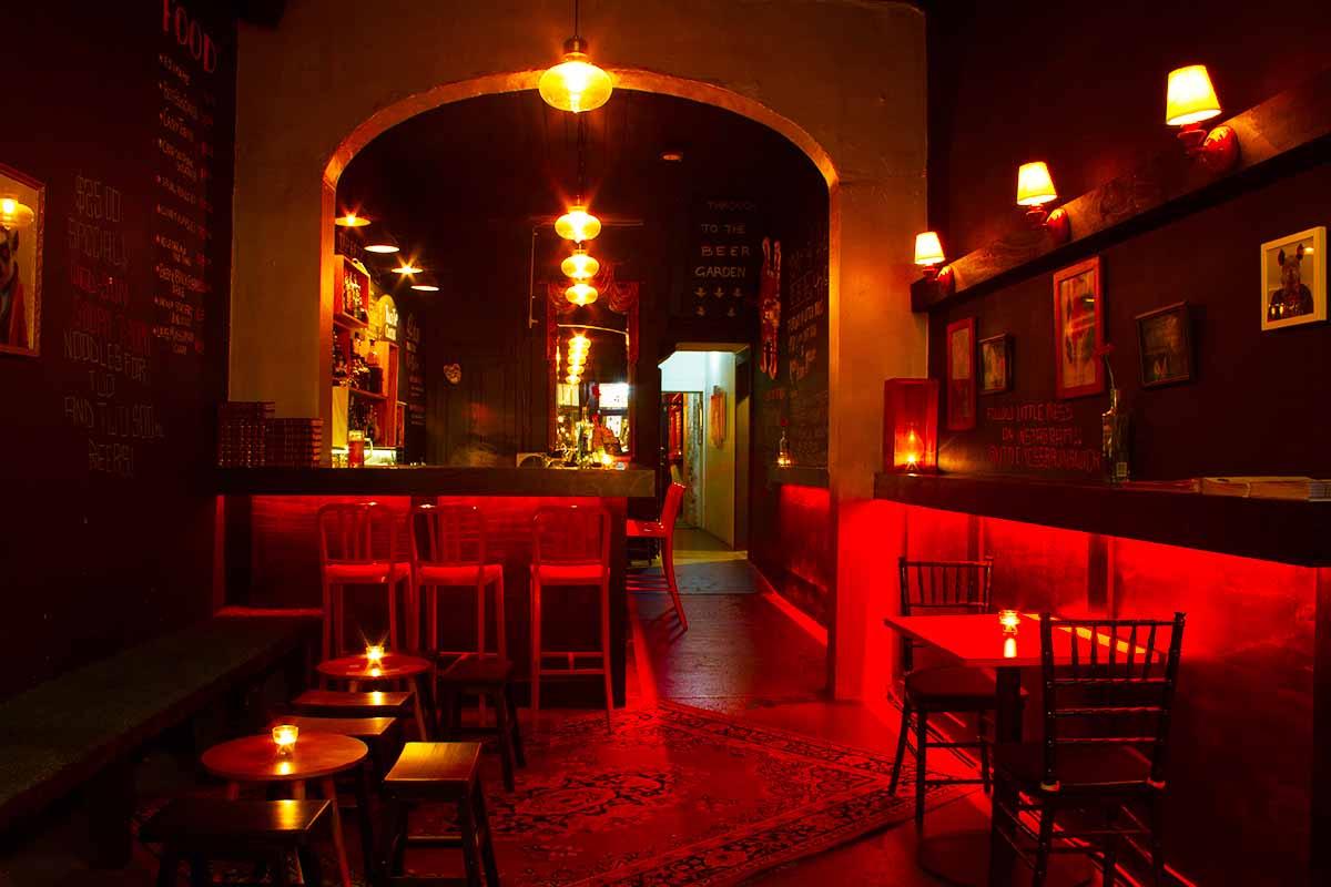 The brunswick mess hall restaurants hidden city secrets for Best private dining rooms sydney 2016