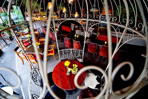 Gazebo Wine Garden <br/>Best Outdoor Dining