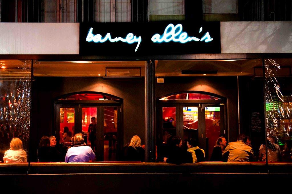 Barney Allen's – Function Rooms for Hire