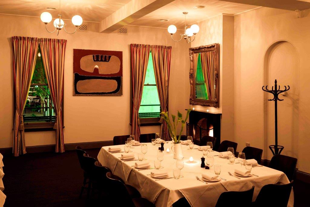 Romantic restaurants melbourne hcs for Beautiful private dining rooms melbourne