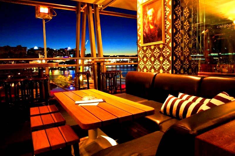 Superieur 37519 Cargo Lounge Restaurant Cbd Restaurants Sydney Best Good Top