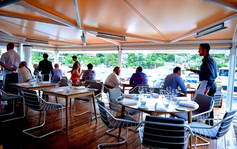 Ormeggio – Waterfront Dining