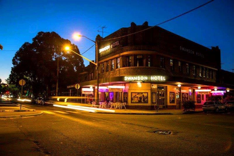 Swanson Hotel – Awesome Gastro Pub!