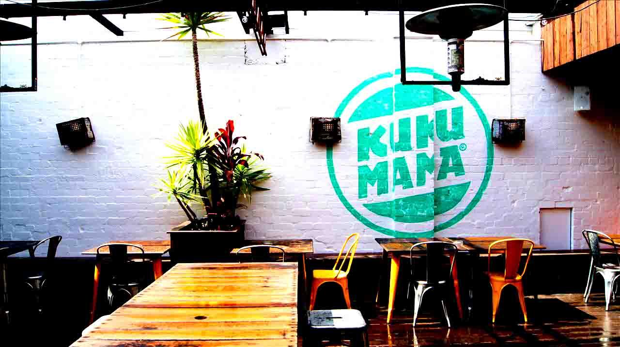 Kuku Mama – Fusion Restaurant
