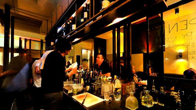 The Crossing <br/> Best Bondi Cocktail Bars