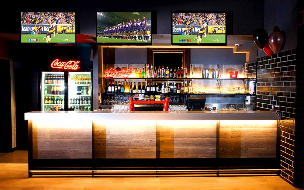 Sporting Globe – Private Function Rooms