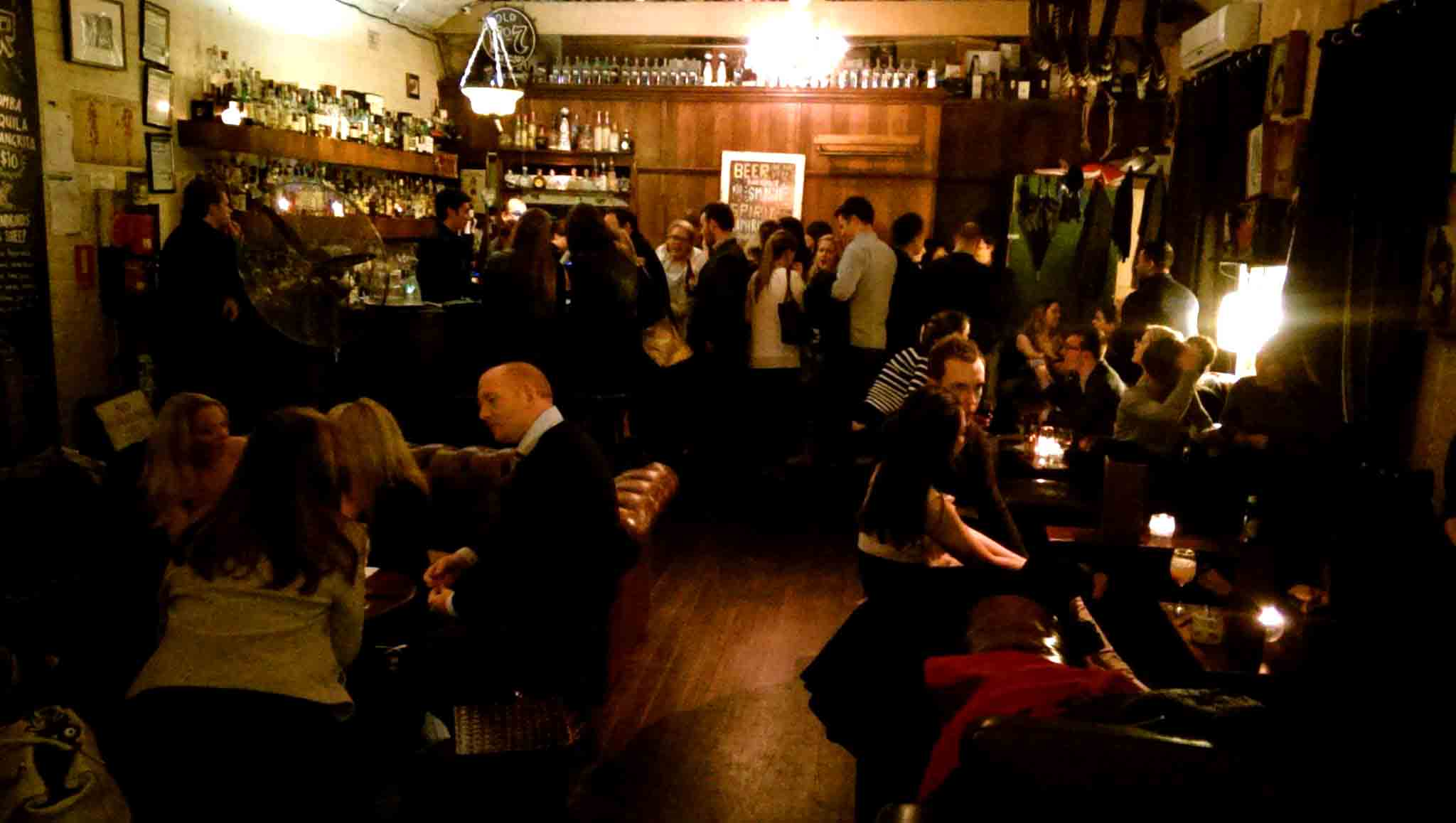 Murmur <br/>Best CBD Laneway Bars