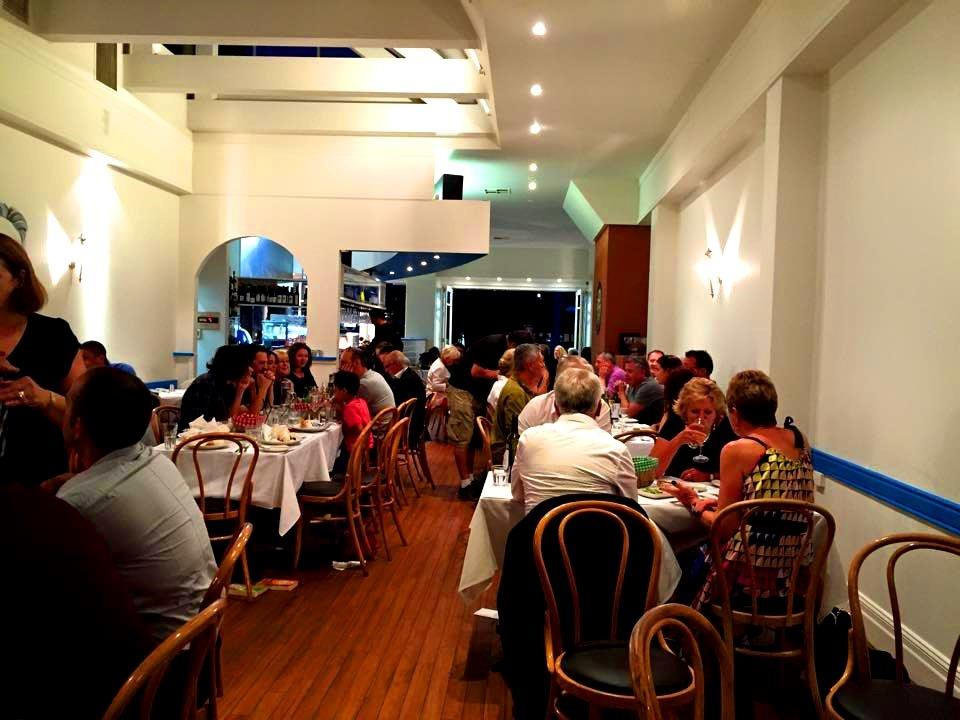 George's Greek Tavern – Restaurant Venue