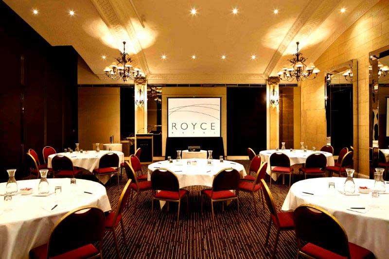 Royce Hotel Function Room