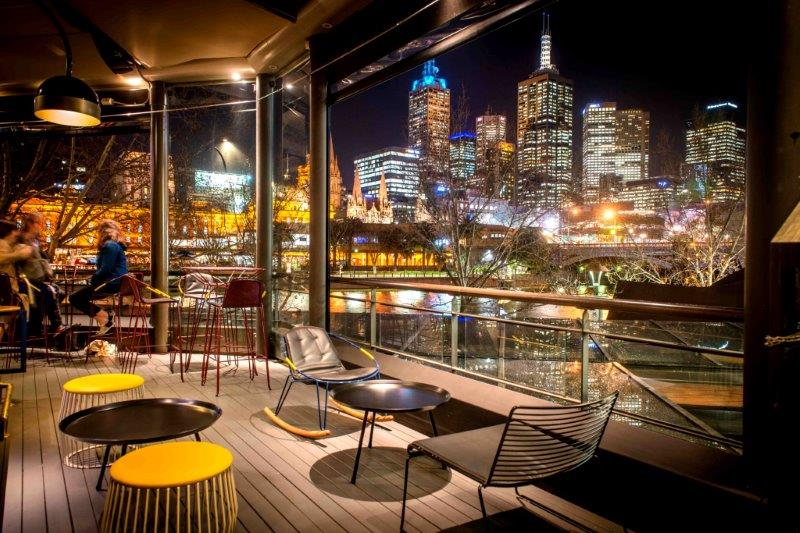 Waterslide – CBD Bars With a View