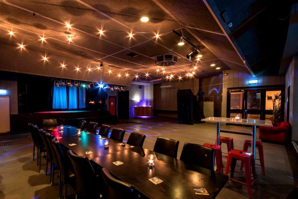 Eureka Hotel – Big Event Venue