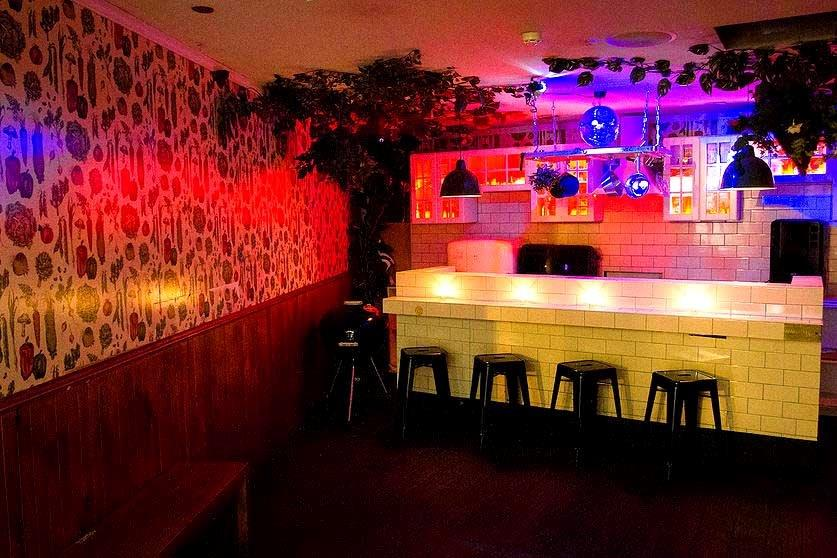 New Guernica – Club Venues for Hire