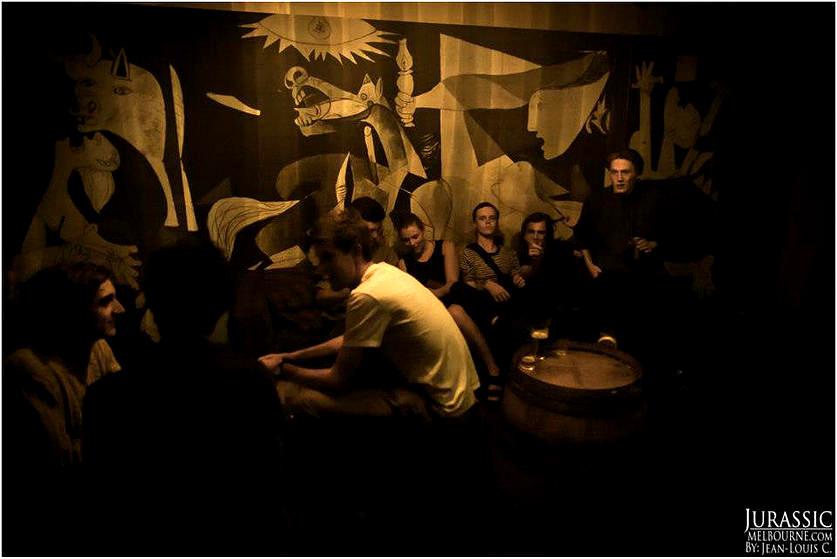 New Guernica – CBD Function Venues