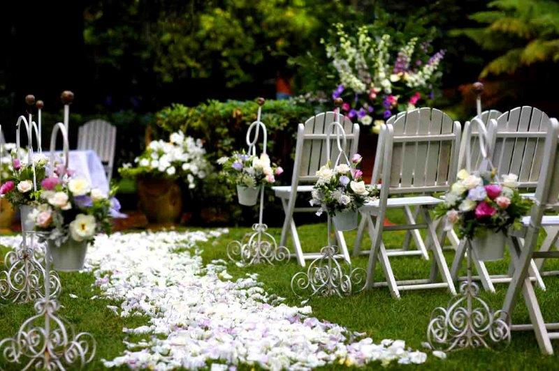 The Gables Garden Wedding Venues Hidden City Secrets