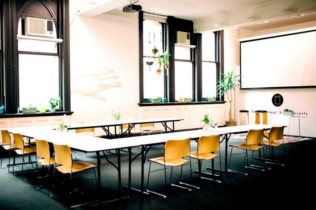 Room Hire For Workshop In Melbourne