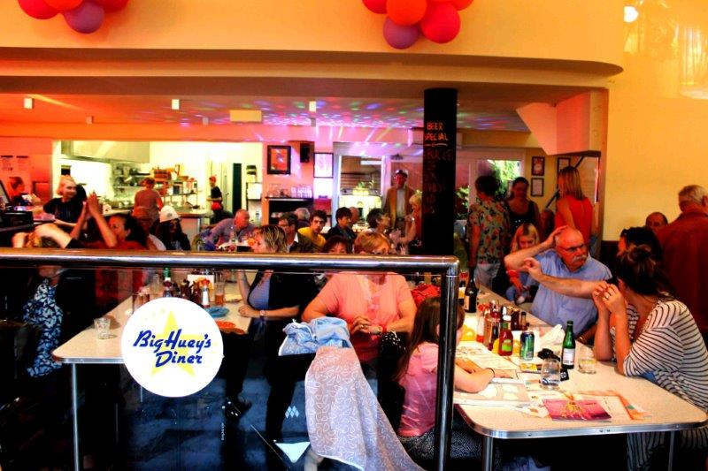 Big Huey's Diner – Closed Down