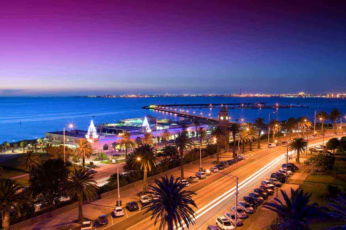 Encore St Kilda Beach Beachfront Venues Hidden City
