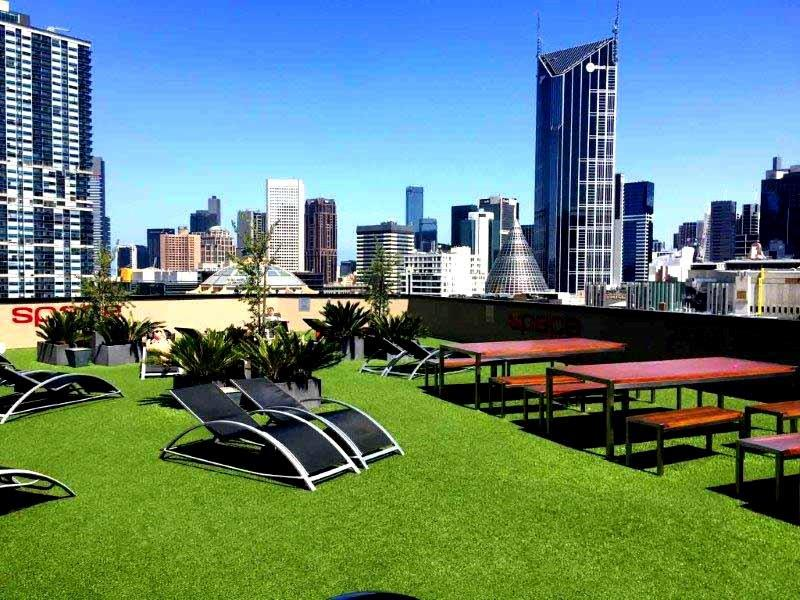 Space Hotel – Rooftop Venues