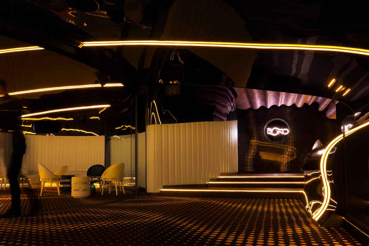 Marvelous Staff Christmas Party Ideas Melbourne Part - 7: Bond Melbourne U2013 CBD Party Venues!