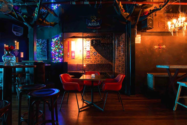 House of Maximon – CBD Dive Bars