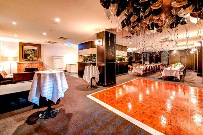 Metropolitan Hotel – Function Venues
