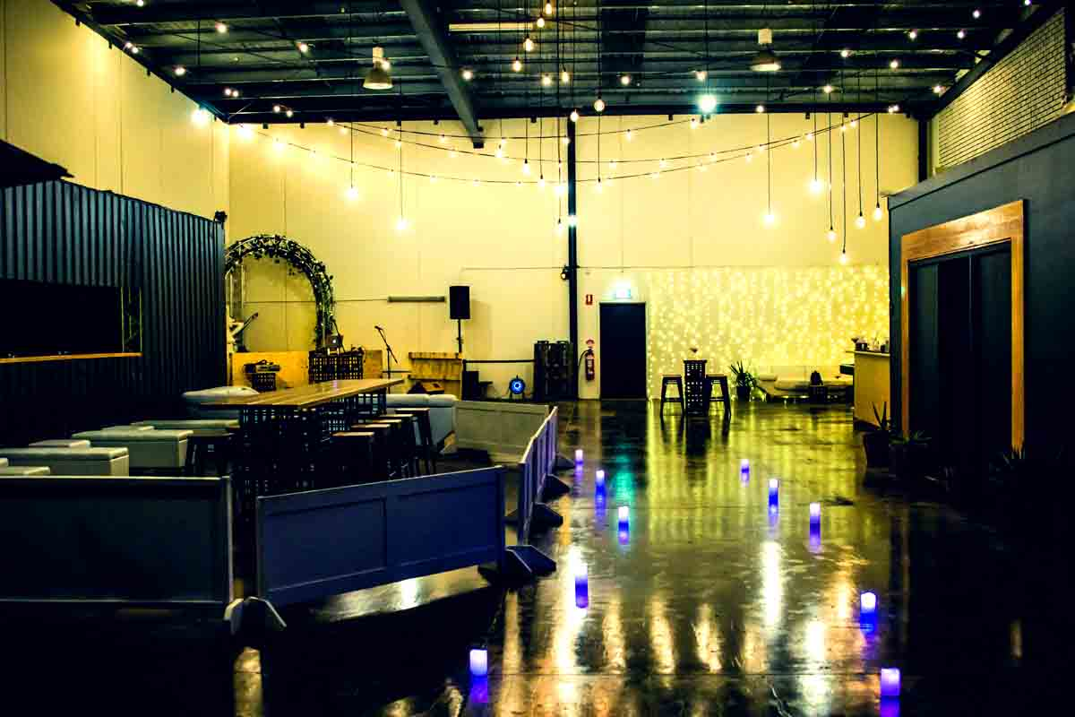 Okie Dokie – Warehouse Function Venues
