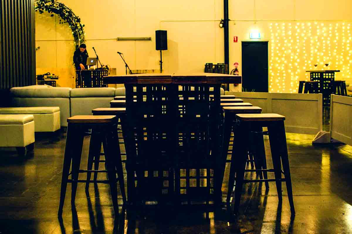 Okie Dokie – Cocktail Function Venues