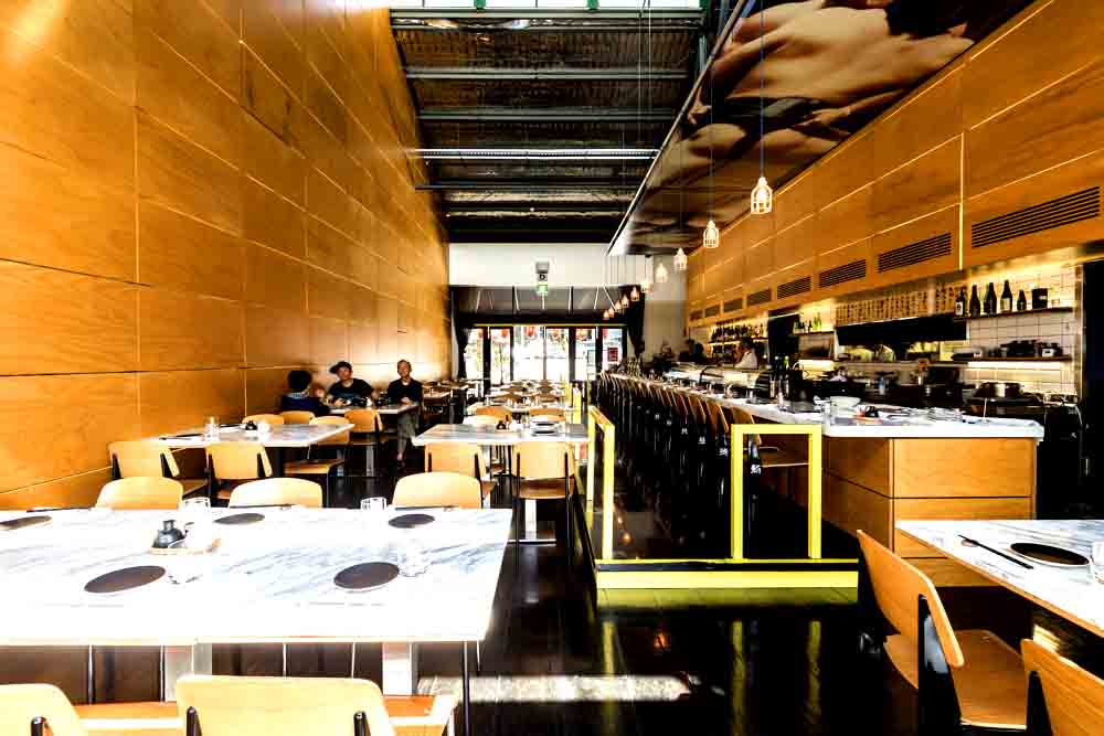 Akachochin – South Wharf Restaurants